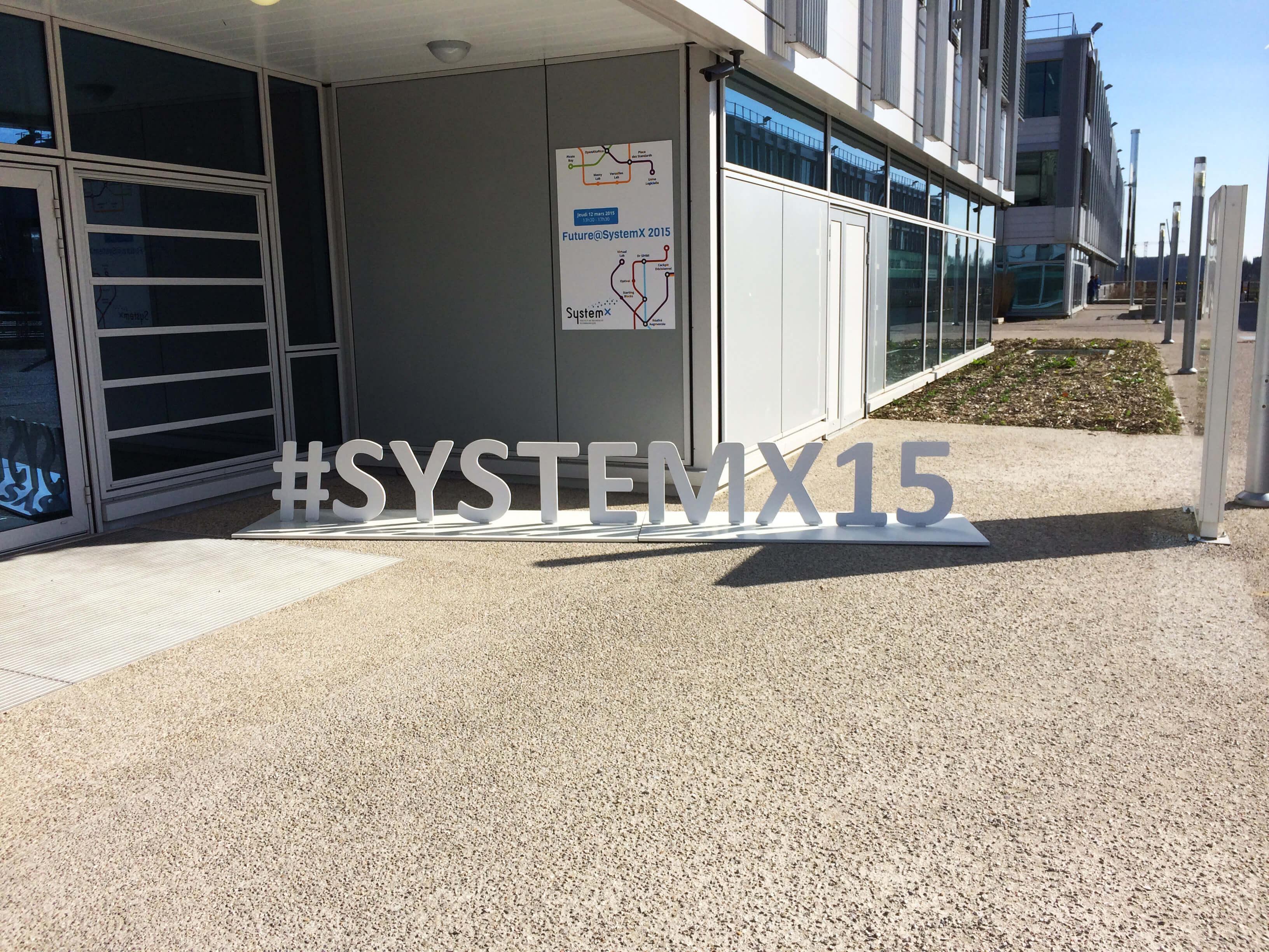 IRT SYSTEM X 2015
