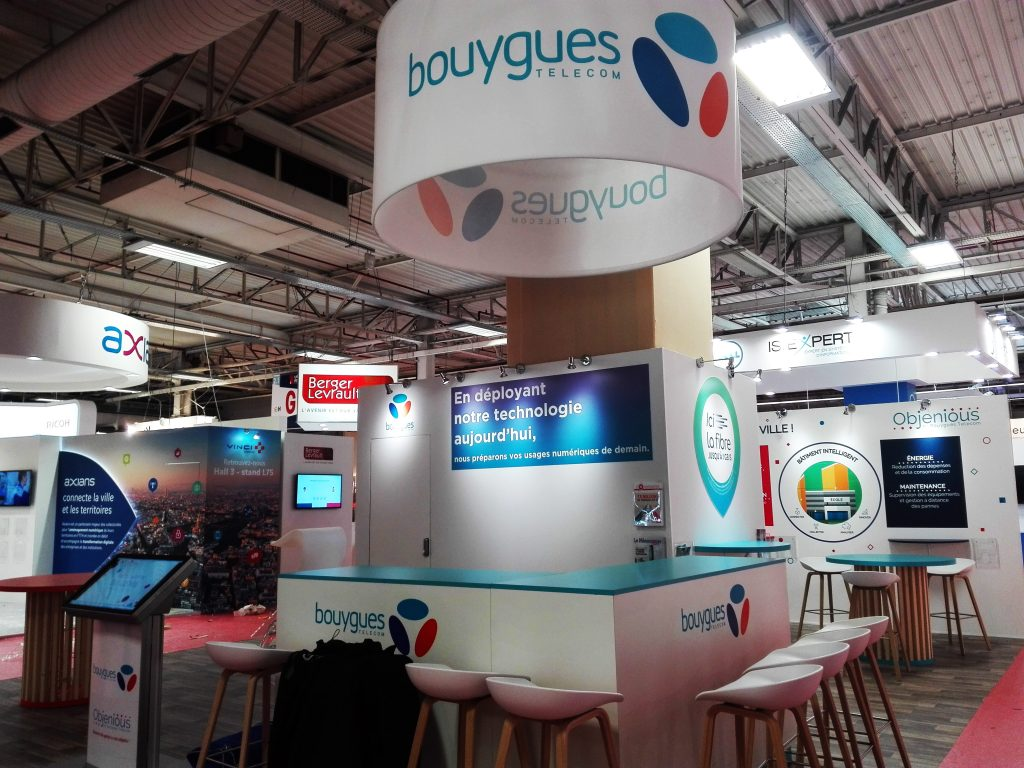 Stand Bouygues Telecom SMCL 2016